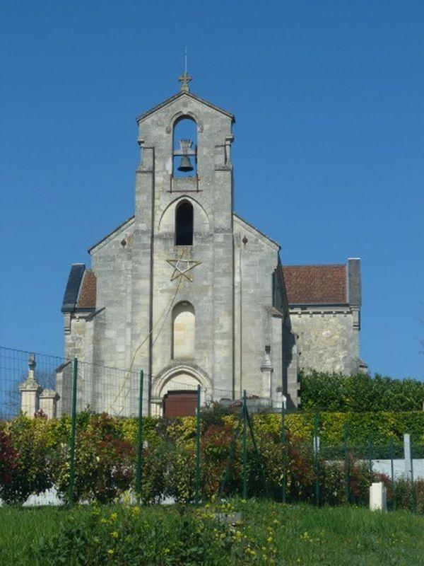 Eglise Saint Michel de Cursan Cursan