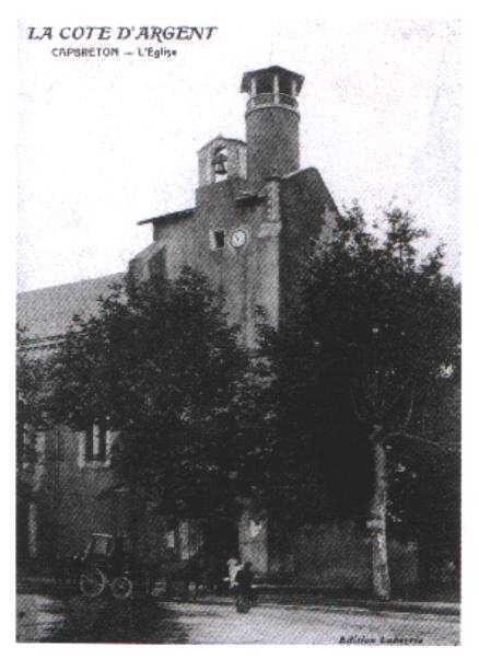 Eglise Saint Nicolas Capbreton