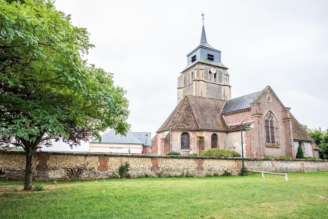 Eglise Saint Nicolas Porcheux