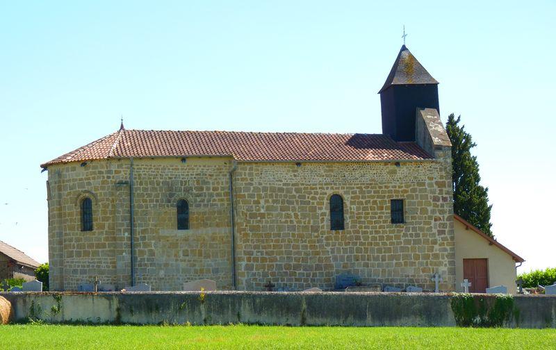 Eglise Saint-Orens Escurès