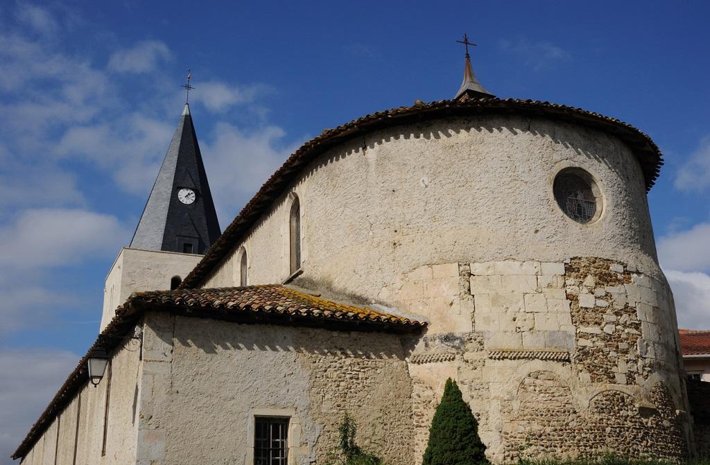 Eglise Saint-Pierre Amou