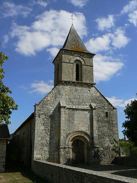 Eglise Saint-Pierre Bougon