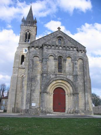Eglise Saint-Pierre de Loupiac Loupiac