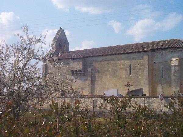 Eglise Saint-Pierre de Martres Martres