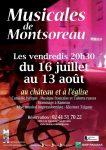 26e Musicales de Montsoreau : Les rêves se fiancent au crépuscule Eglise Saint-Pierre-de-Rest Montsoreau