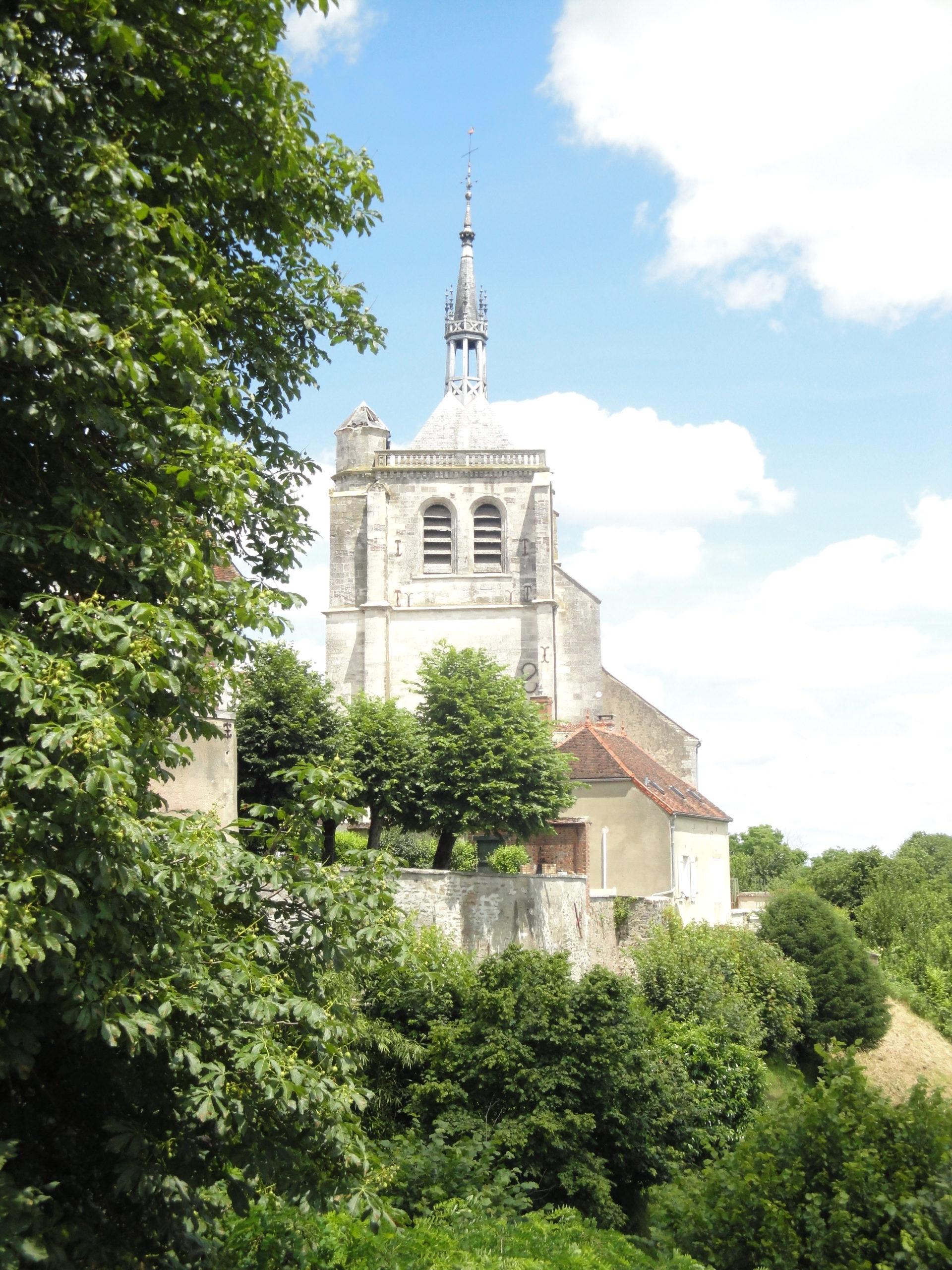 Eglise Saint Pierre-ès-Liens à Ervy-le-Châtel Ervy-le-Châtel