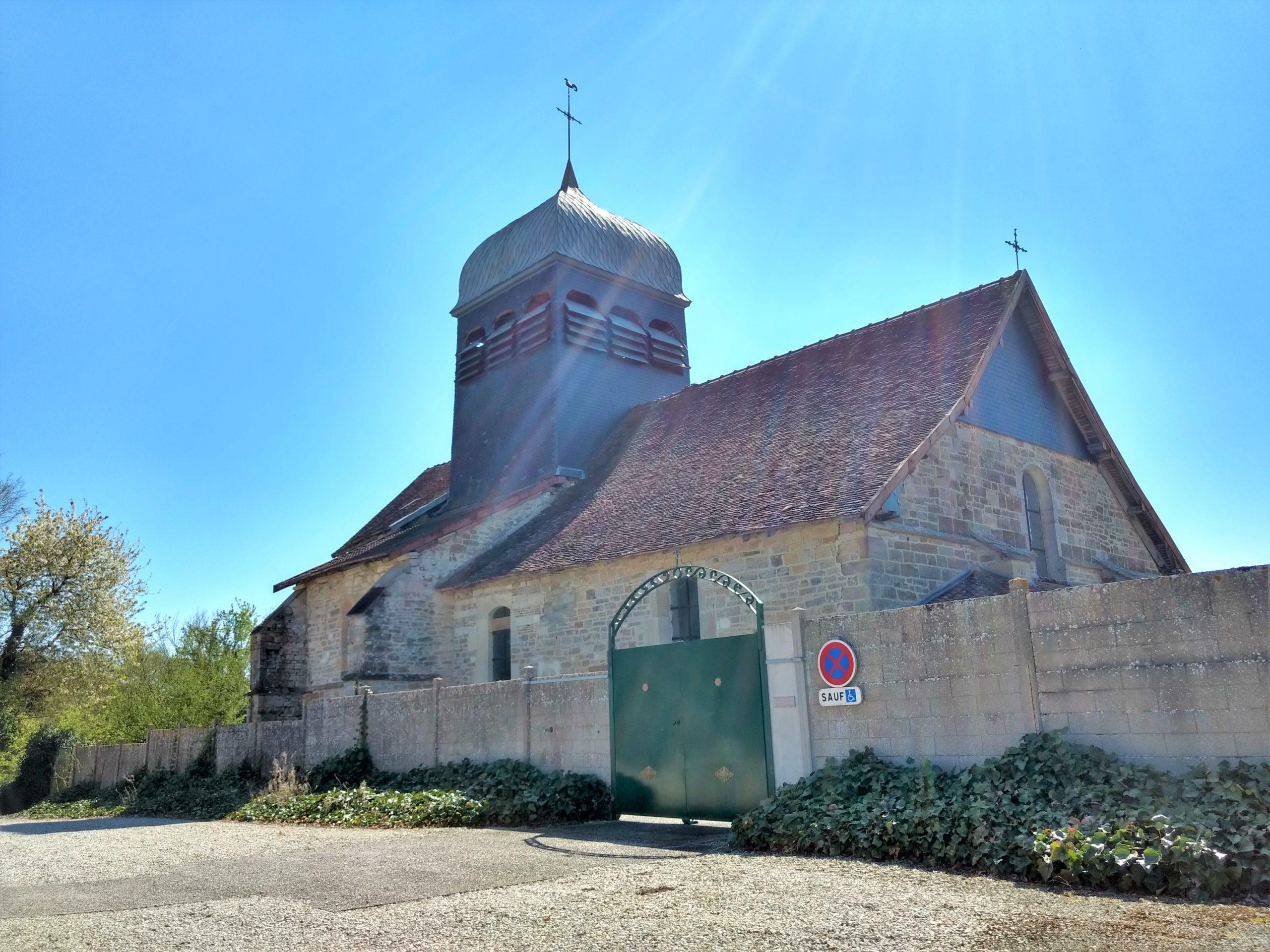 Eglise Saint-Pierre-ès-Liens de Joncreuil