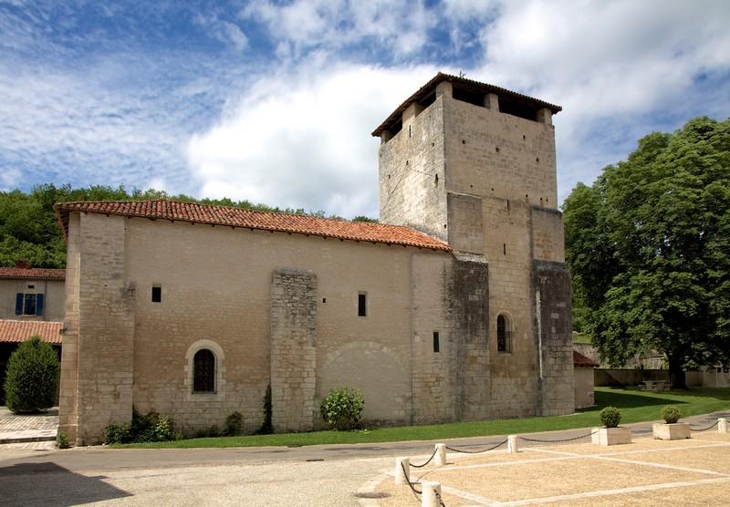Eglise Saint-Pierre-et-Saint-Paul Bussac