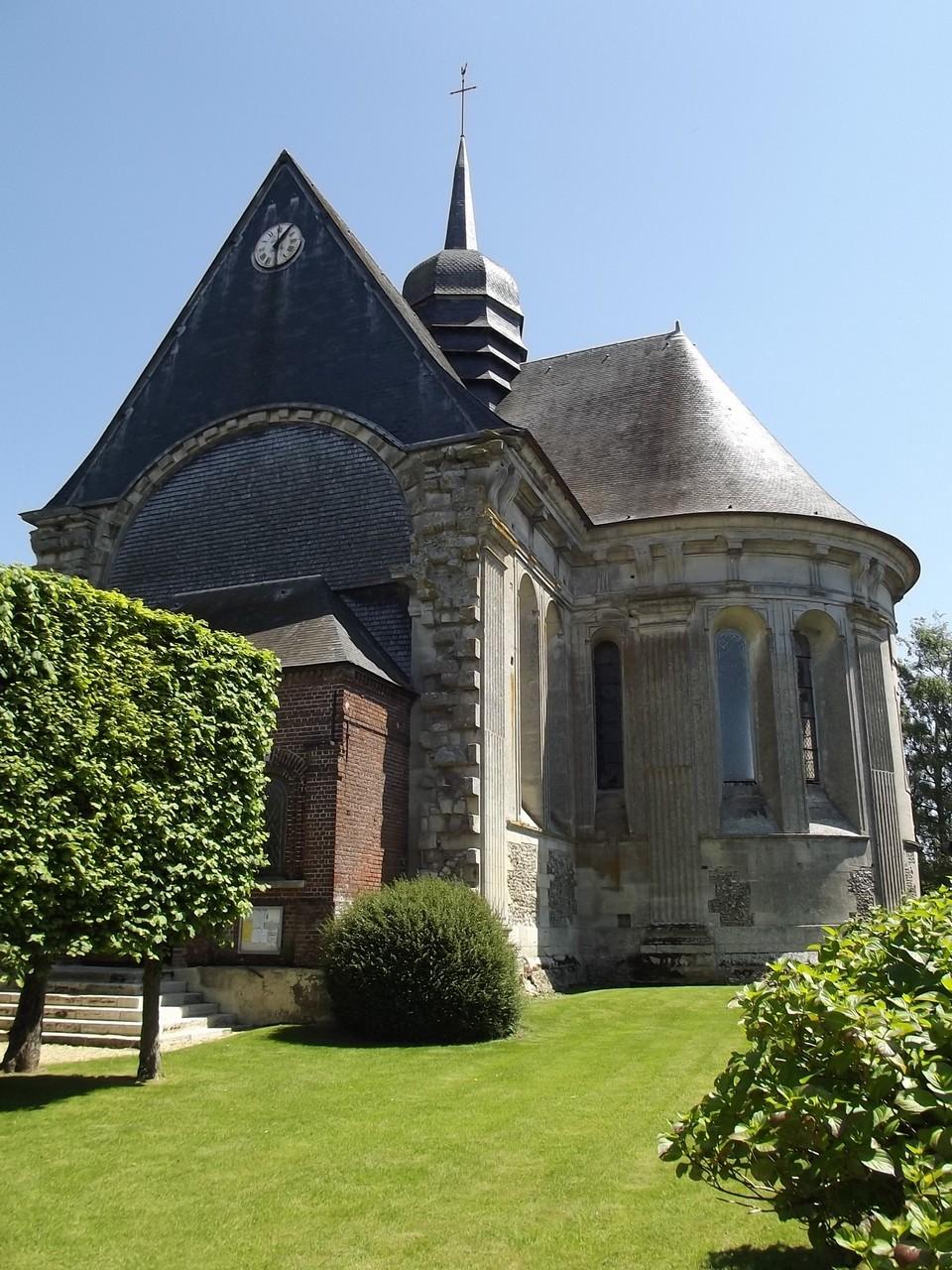 Eglise Saint Pierre et Saint Paul Jouy-sous-Thelle