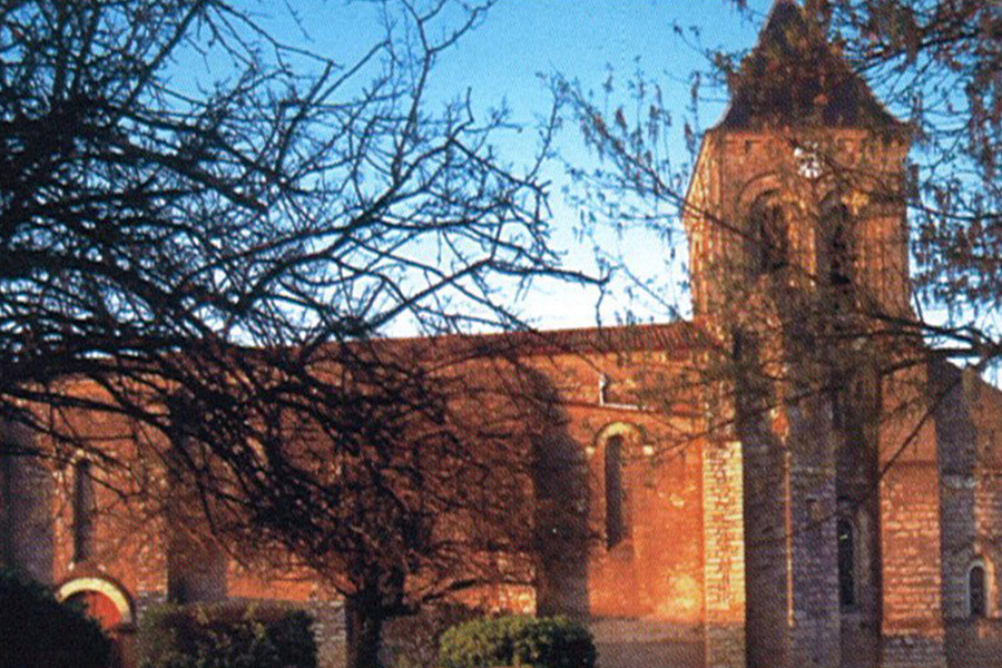 Eglise Saint-Pierre-LOUZY Louzy