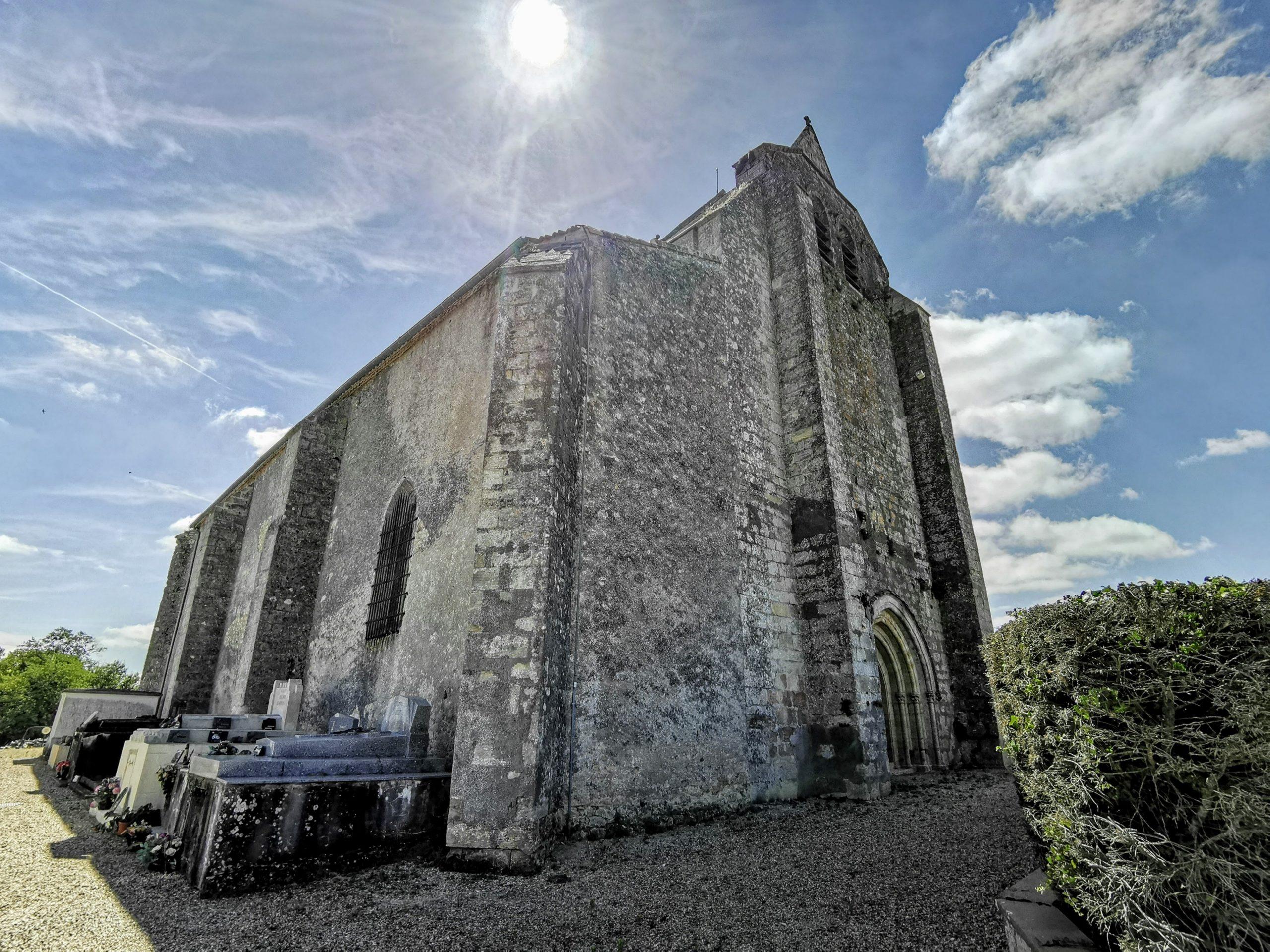 Église Saint-Pierre Saint-Pey-de-Castets