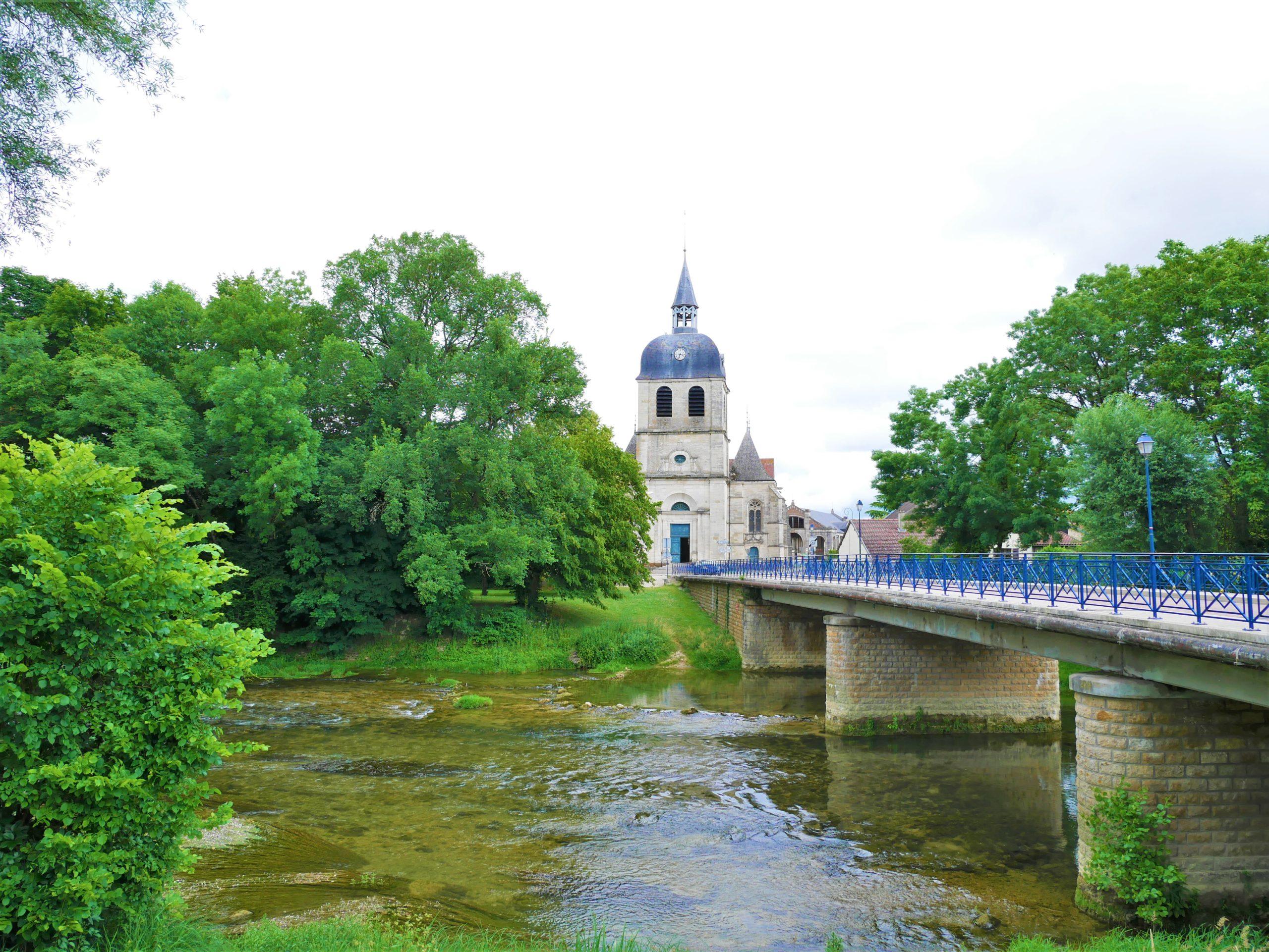 Eglise Saint-Quentin de Dienville