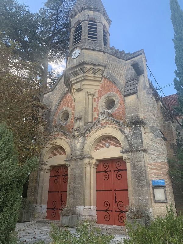 Eglise Saint-Roch Lachapelle