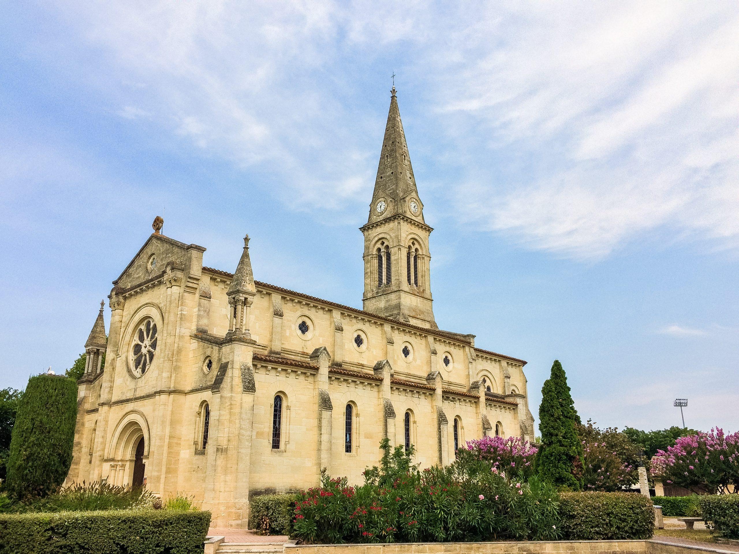 Eglise Saint-Saturnin de Braud-et-Saint-Louis Braud-et-Saint-Louis