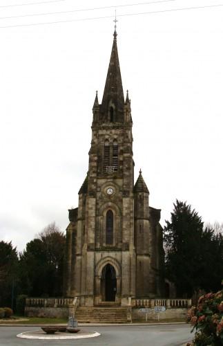 Eglise Saint-Saturnin de Capian
