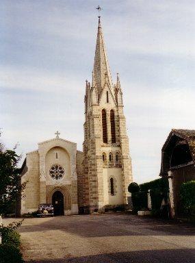 Eglise Saint-Saturnin Roumagne