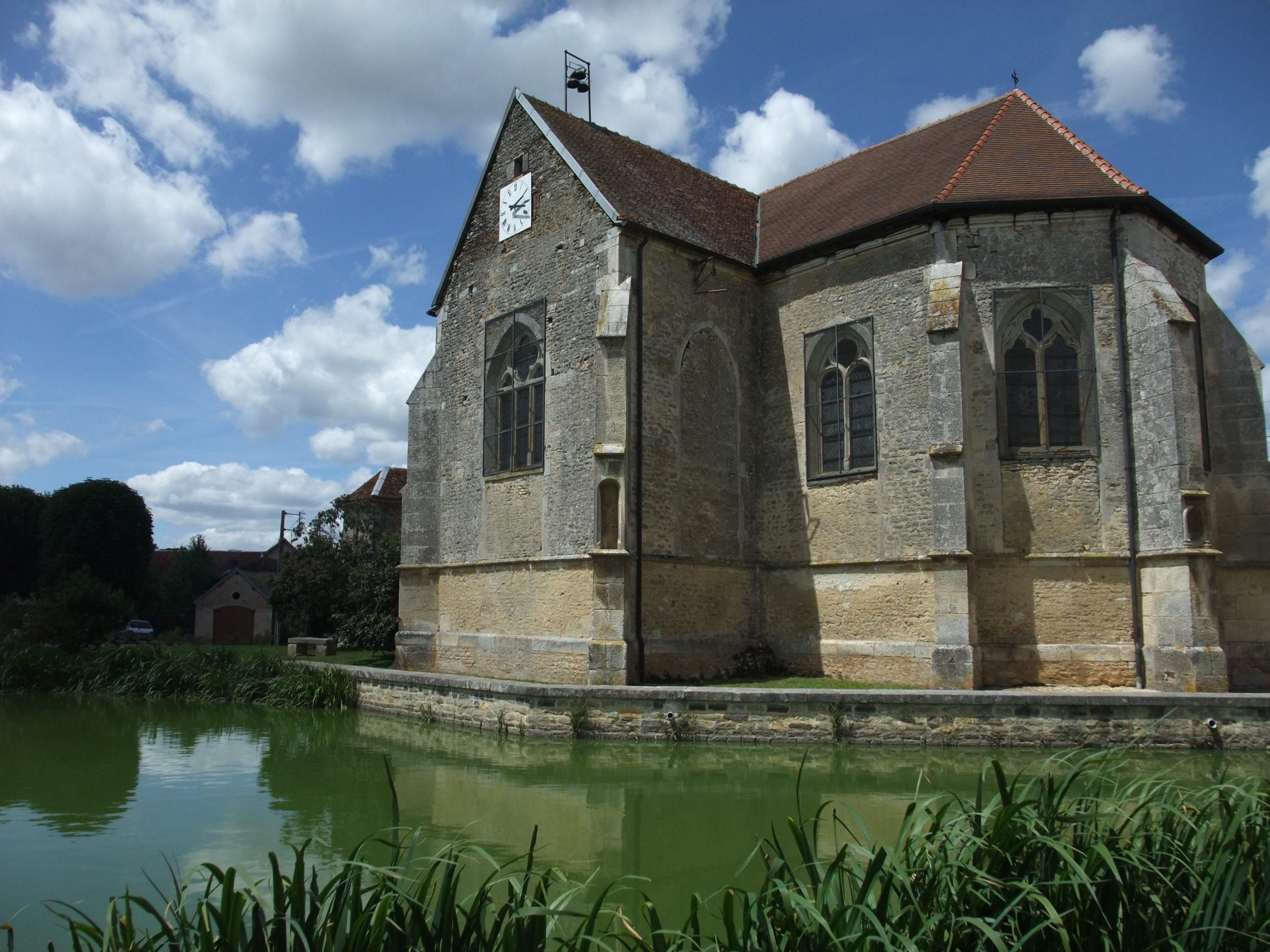 Eglise Saint Sébastien à Maisons-lès-Chaource