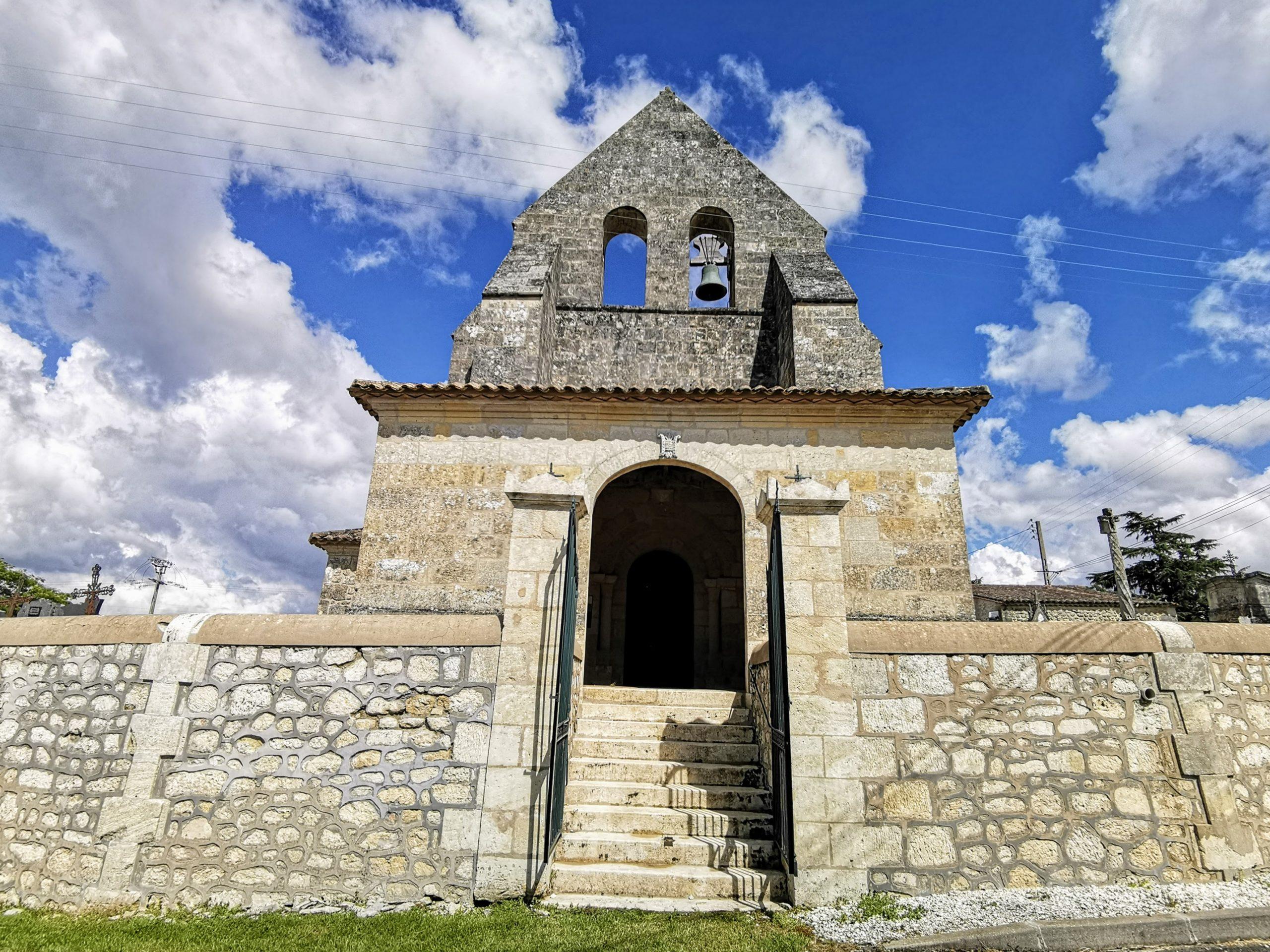Église Saint-Seurin Guillac