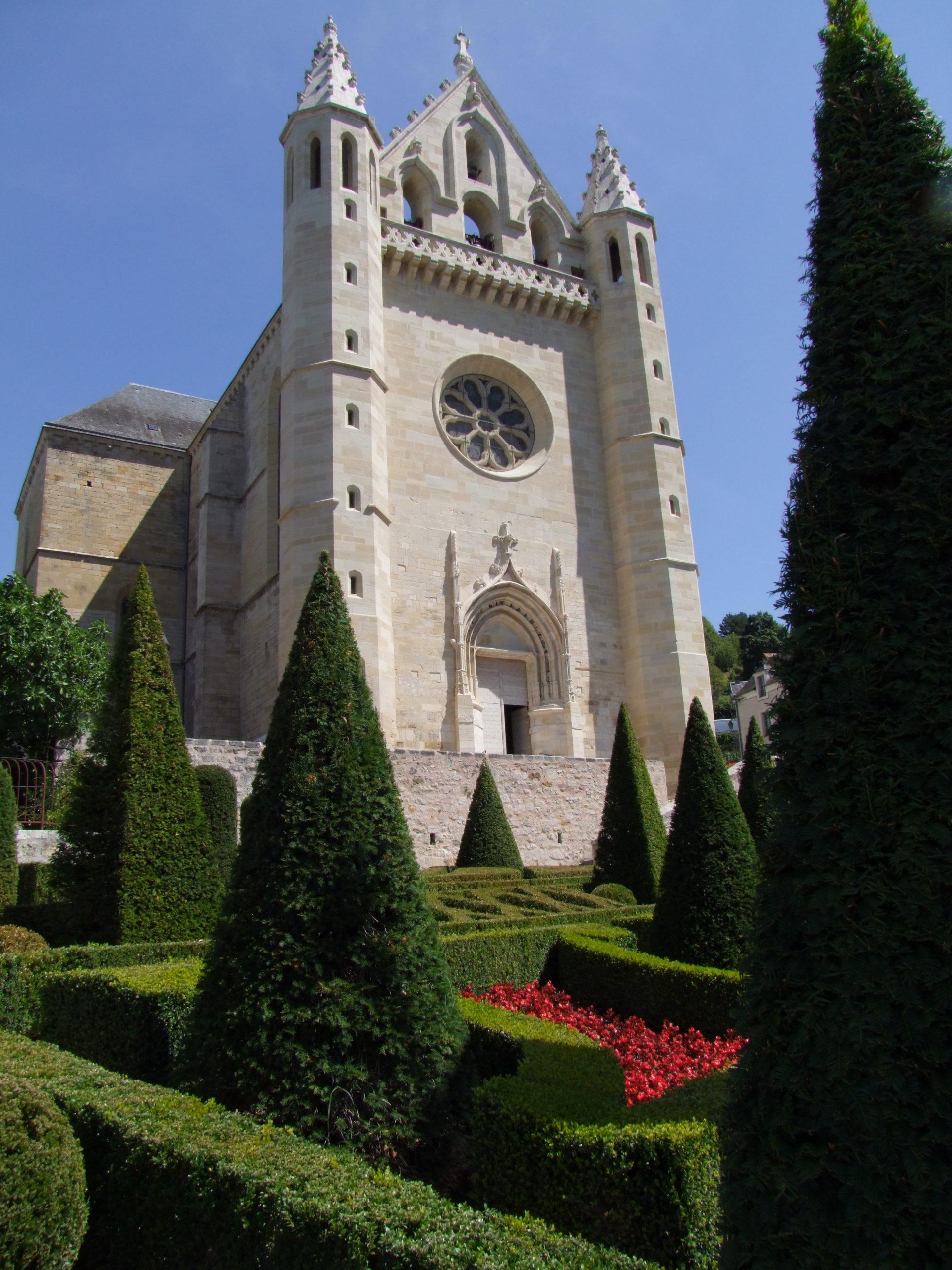 Eglise Saint Sour Terrasson-Lavilledieu