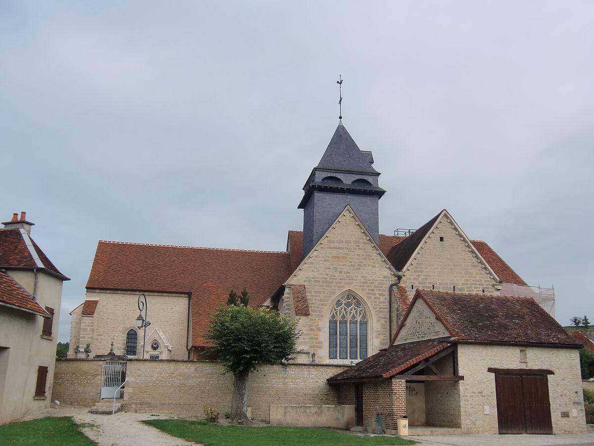 Eglise Saint-Vallier