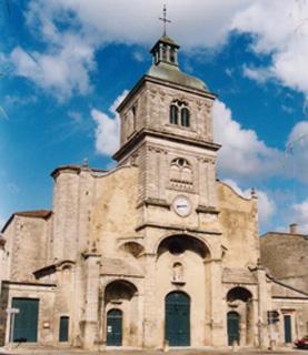 Eglise Saint-Vincent de Barsac