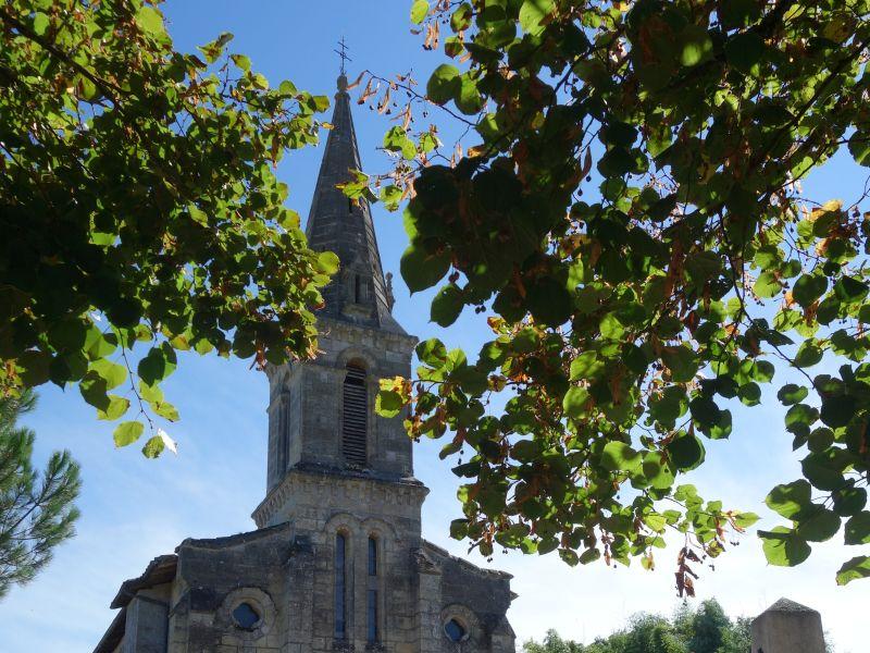 Eglise Saint-Vincent de Lignan-de-Bazas Lignan-de-Bazas