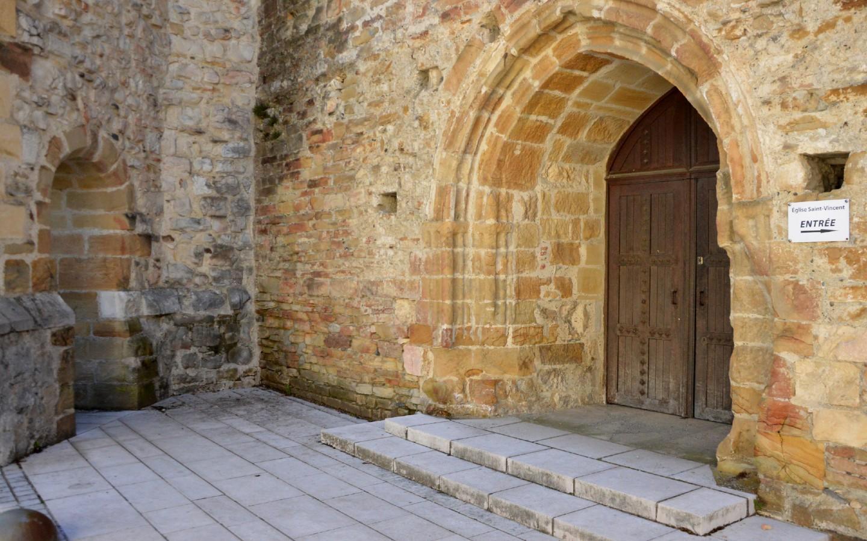 Église Saint Vincent Nay