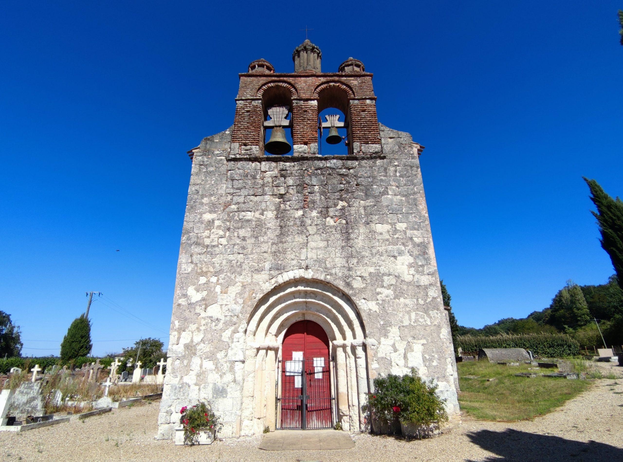 Église Saint-Vincent Pessac-sur-Dordogne