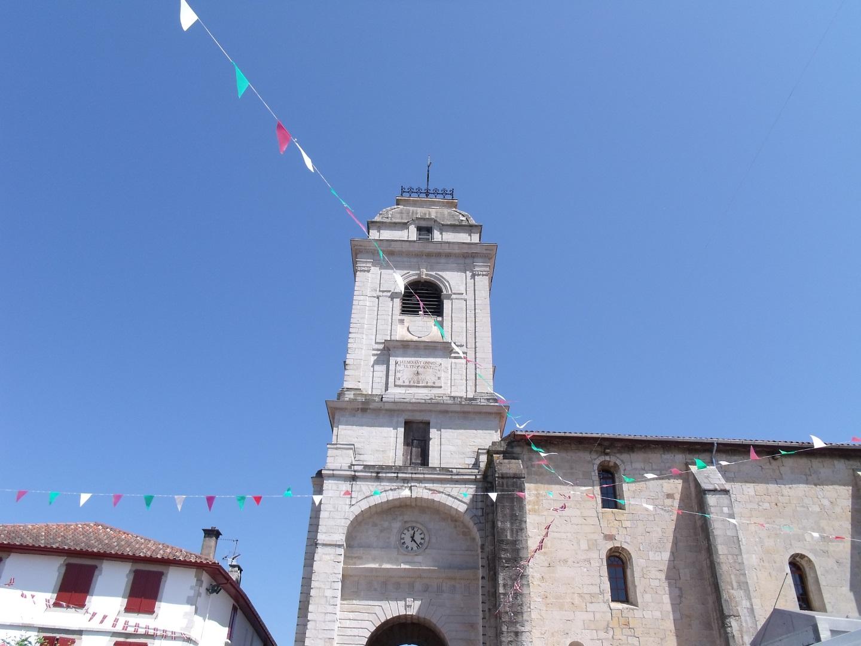 Eglise Saint Vincent Urrugne