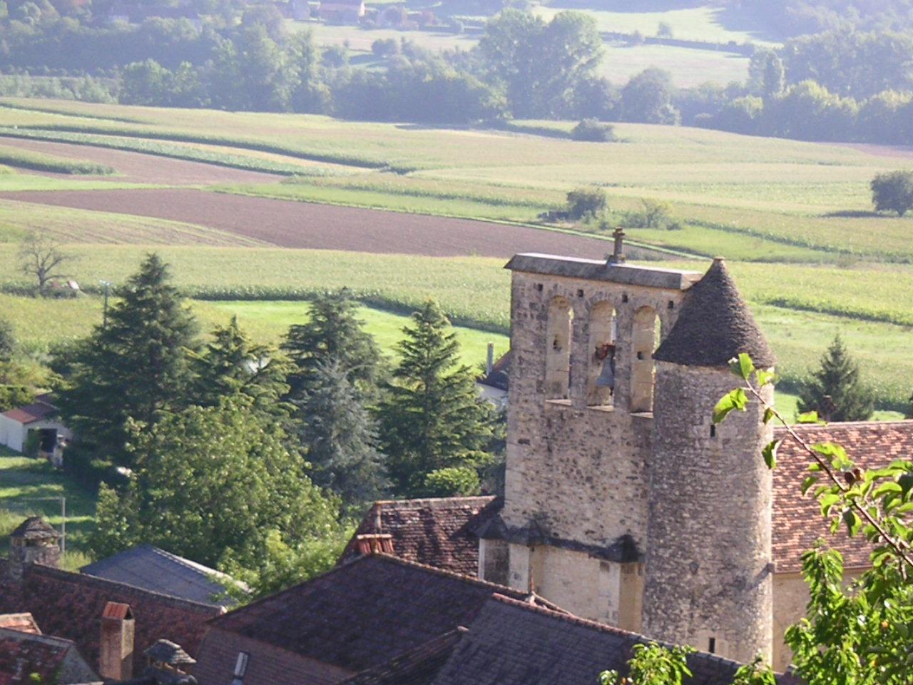 Eglise Sainte Croix Allas-les-Mines