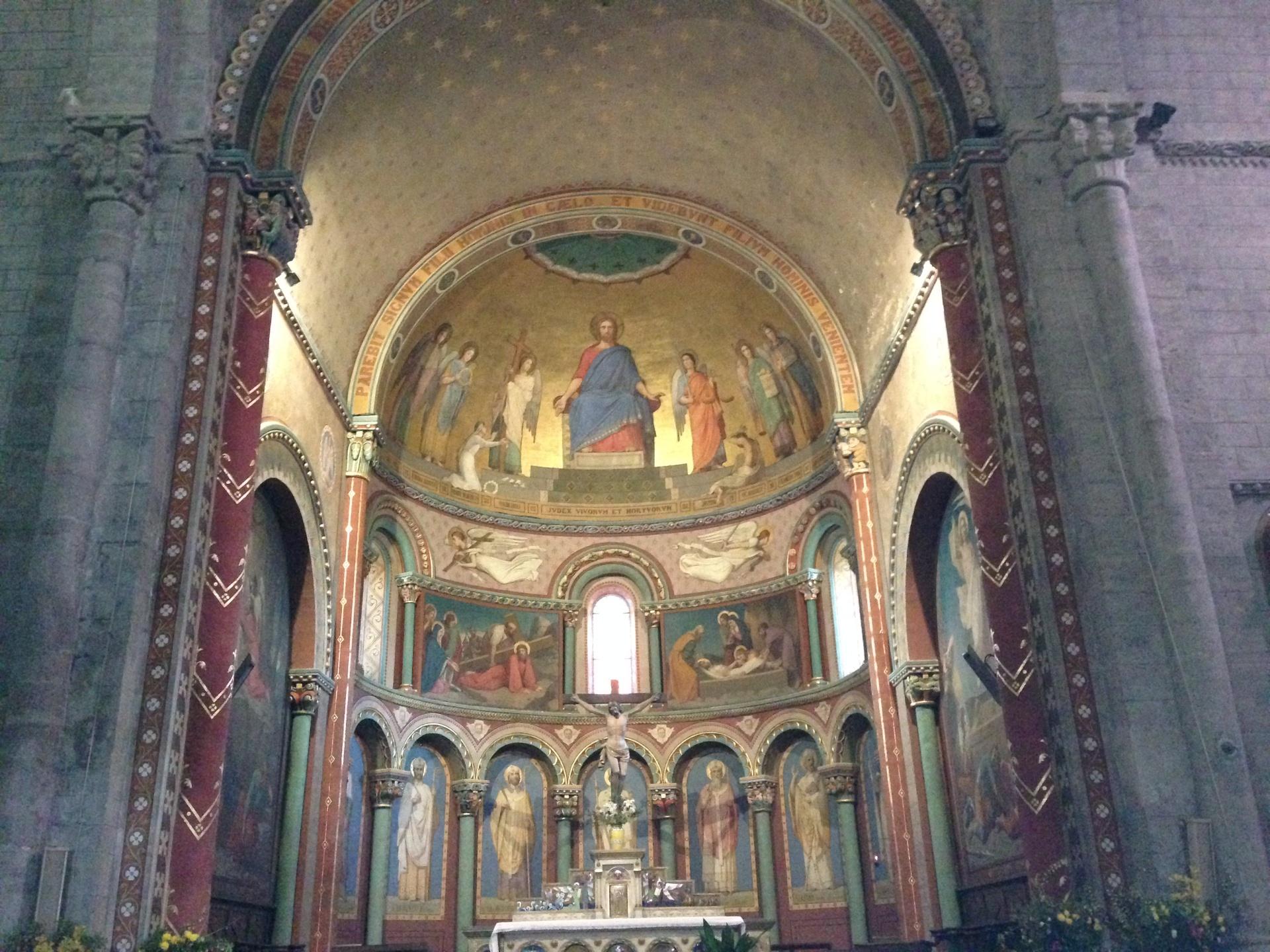 Eglise Sainte-Croix Oloron-Sainte-Marie