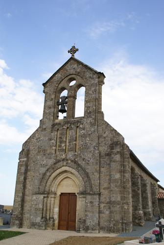 Eglise Sainte-Foy à Sainte-Foy-la-Longue Sainte-Foy-la-Longue