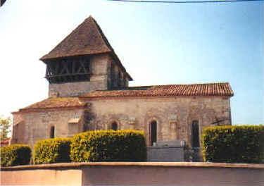 Eglise Sainte Madeleine - Bournel Bournel