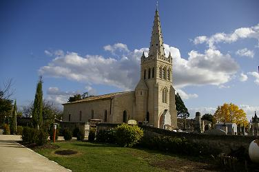 Eglise Sainte-Madeleine de Lapouyade Lapouyade
