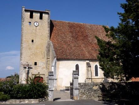 Eglise Sainte Madeleine Port-de-Lanne