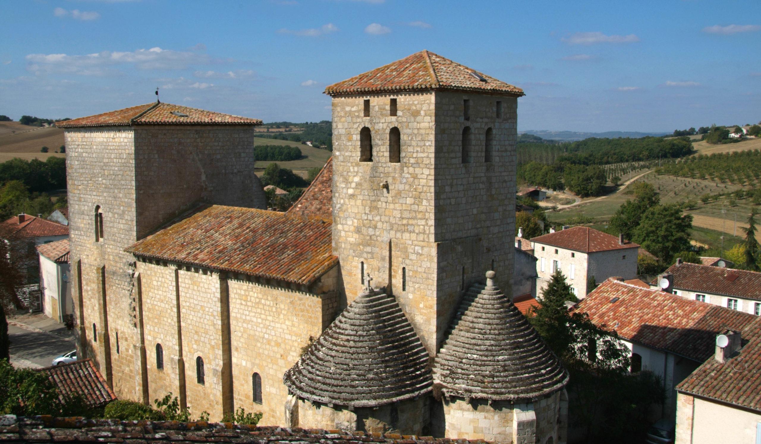 Eglise Sainte-Marie Aubiac