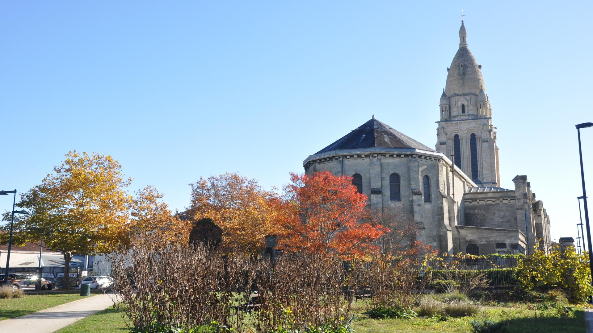 Eglise Sainte-Marie de la Bastide Bordeaux