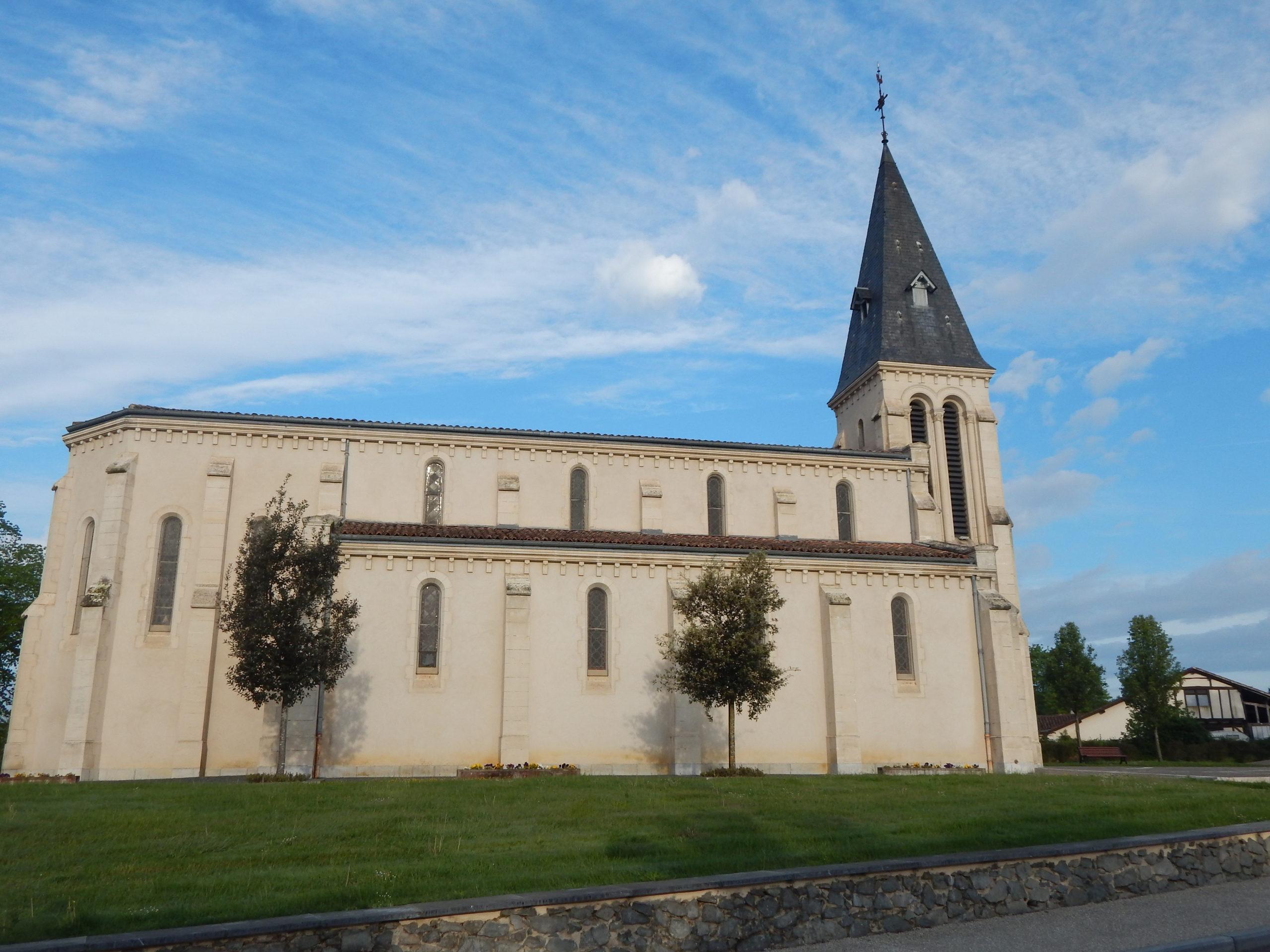 Eglise St Barthélémy Saint-Pandelon
