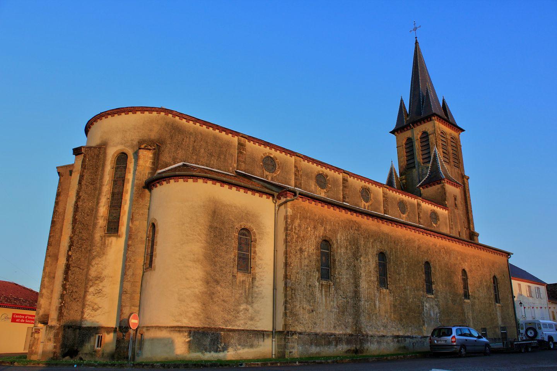 Eglise St Pierre Arzacq-Arraziguet