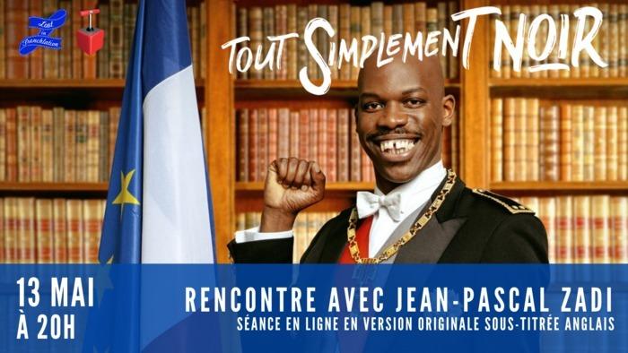 Séance-rencontre Tout Simplement Noir En ligne Paris