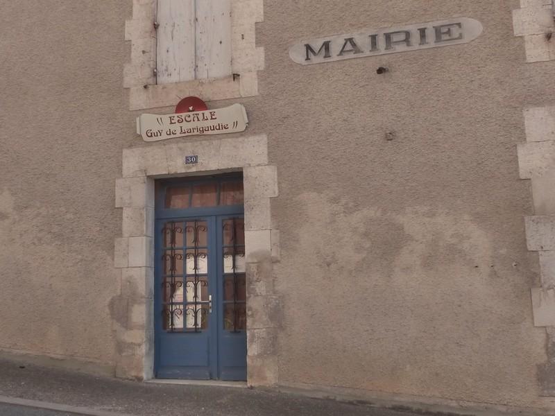 Escale Guy de Larigaudie Saint-Martin-de-Ribérac