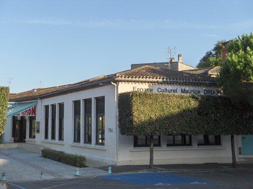 Espace culturel Maurice Druon Coutras