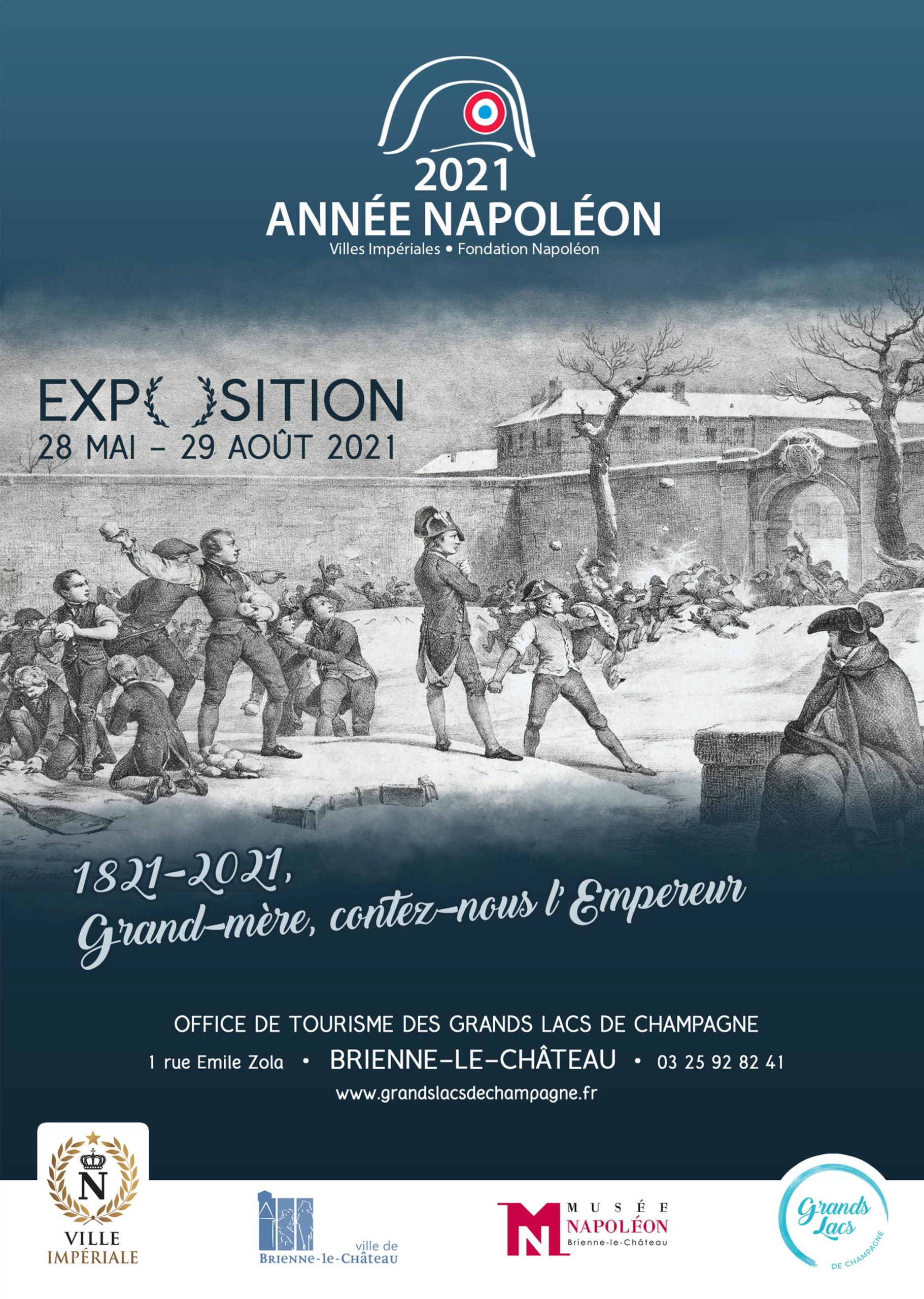"""Exposition """"1821-2021"""