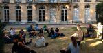 Exposition de la chaire supersonique Centre Pompidou Paris