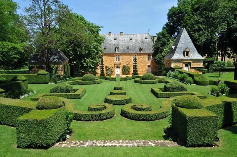 Eyrignac et ses Jardins Salignac-Eyvigues