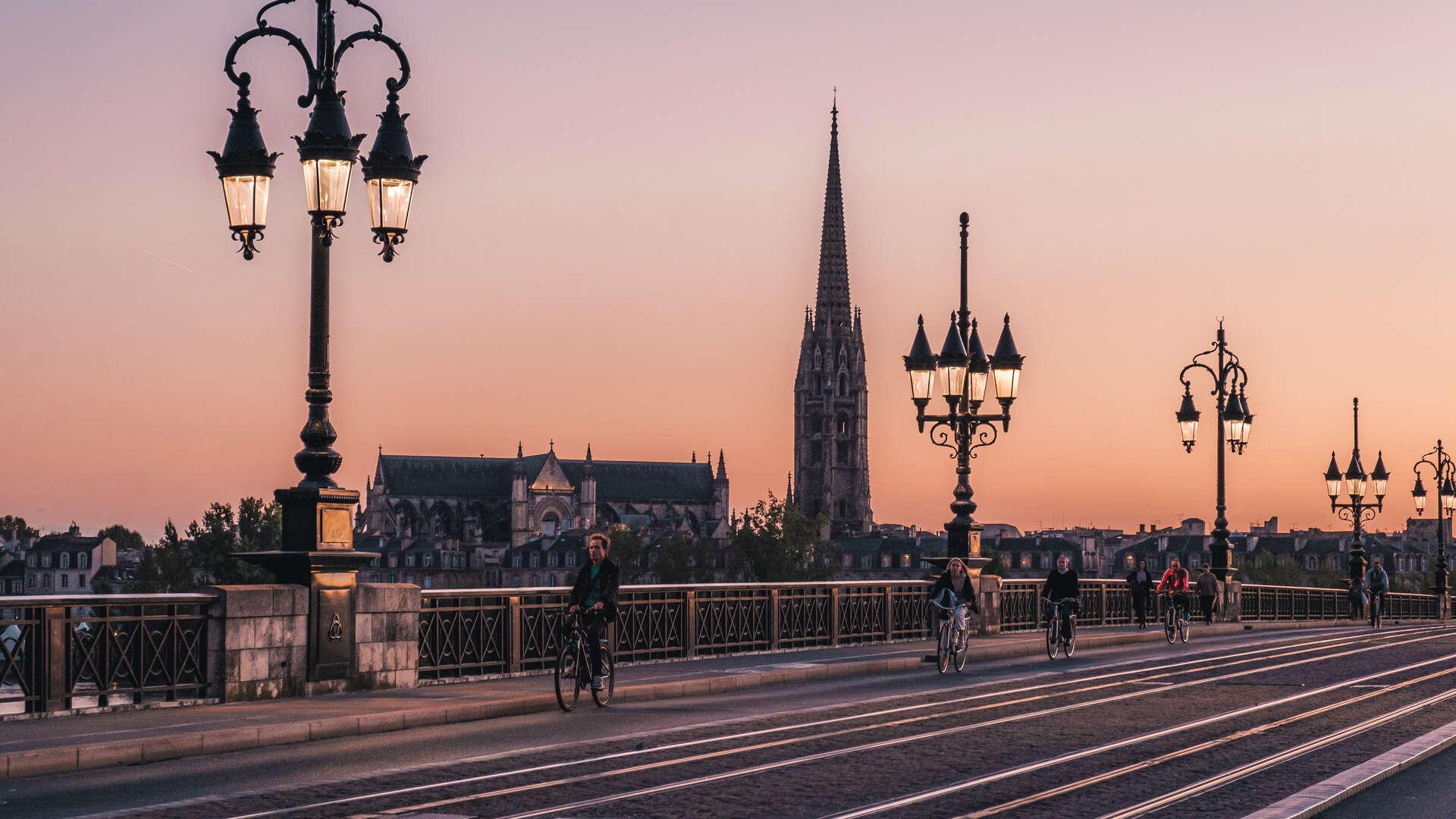 Flèche Saint-Michel Bordeaux