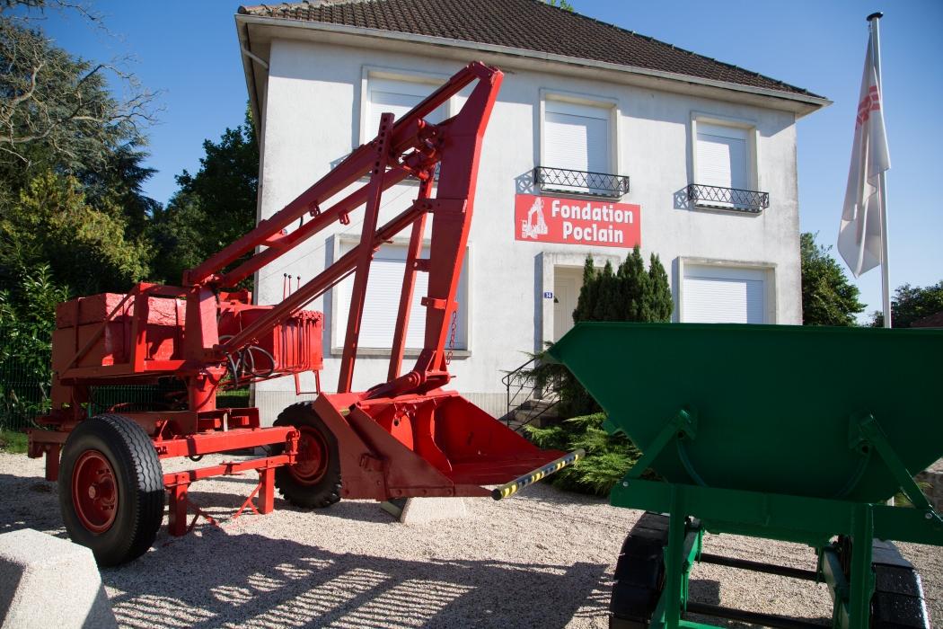 Fondation Poclain Le Plessis-Belleville