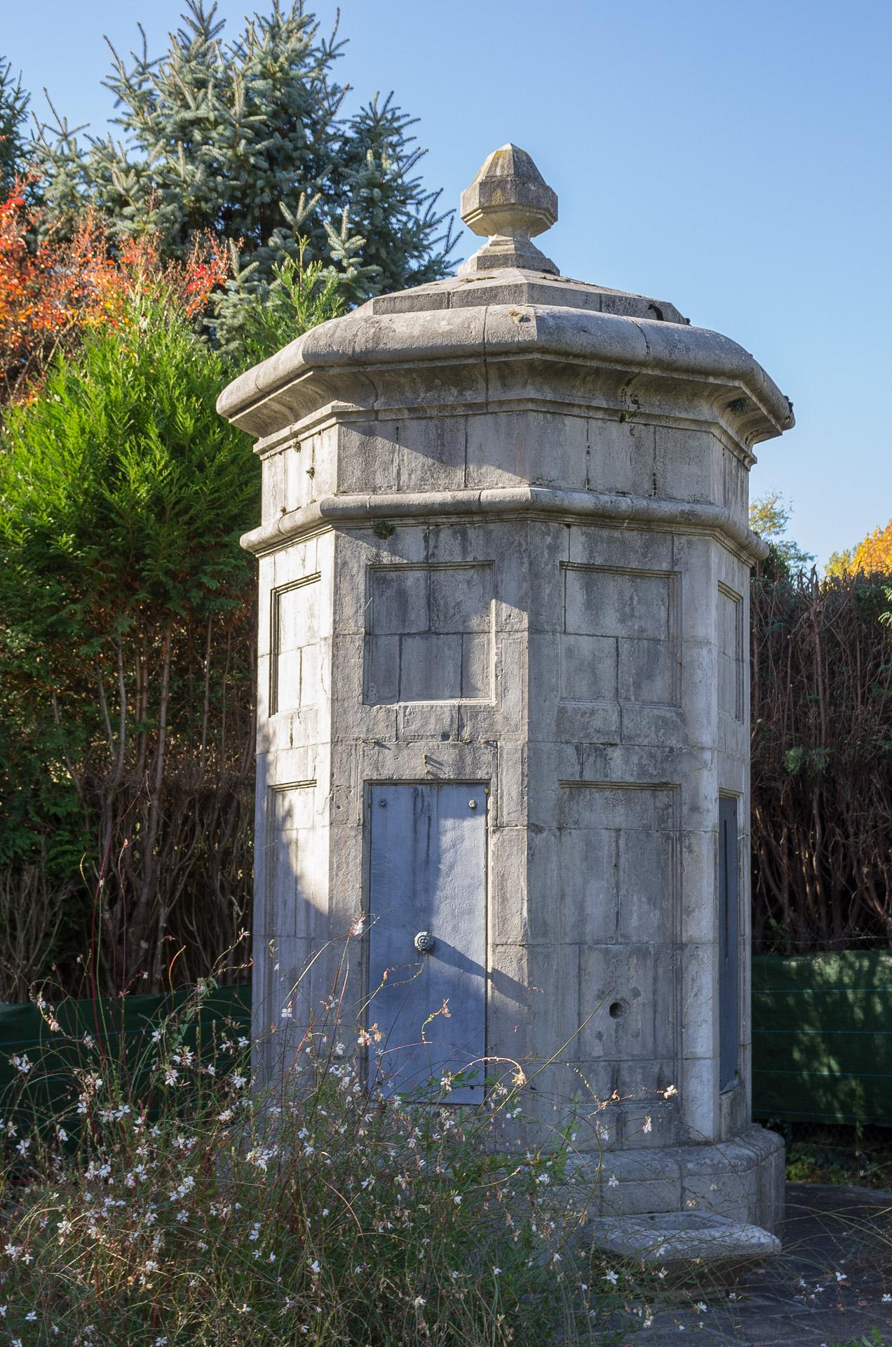 Fontaine Rachède Habas