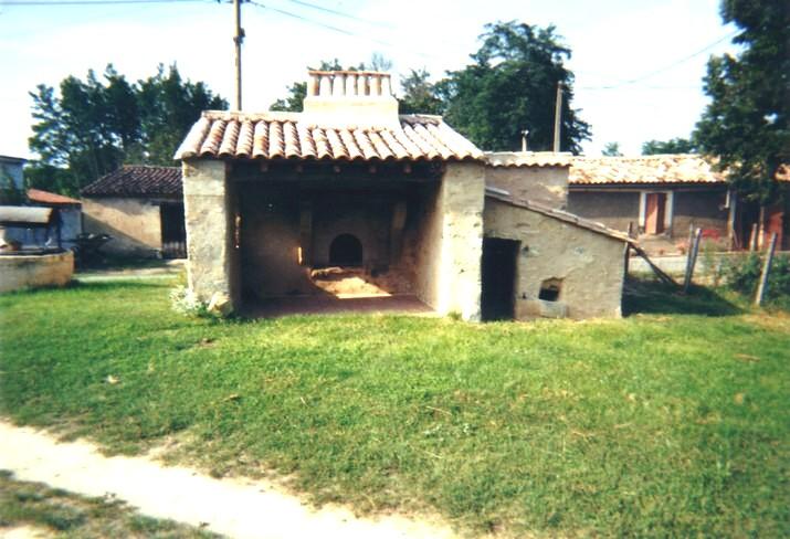 Four à pain de Cabiros Landiras