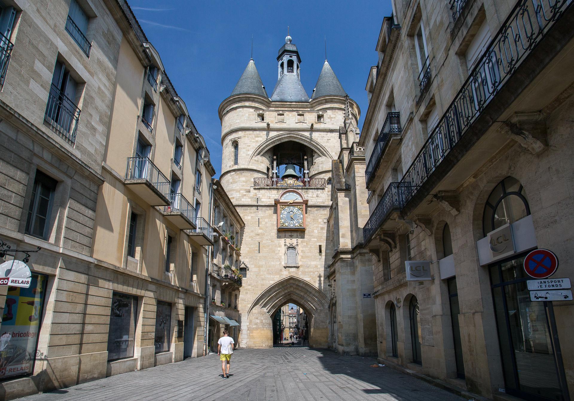 Grosse Cloche Bordeaux